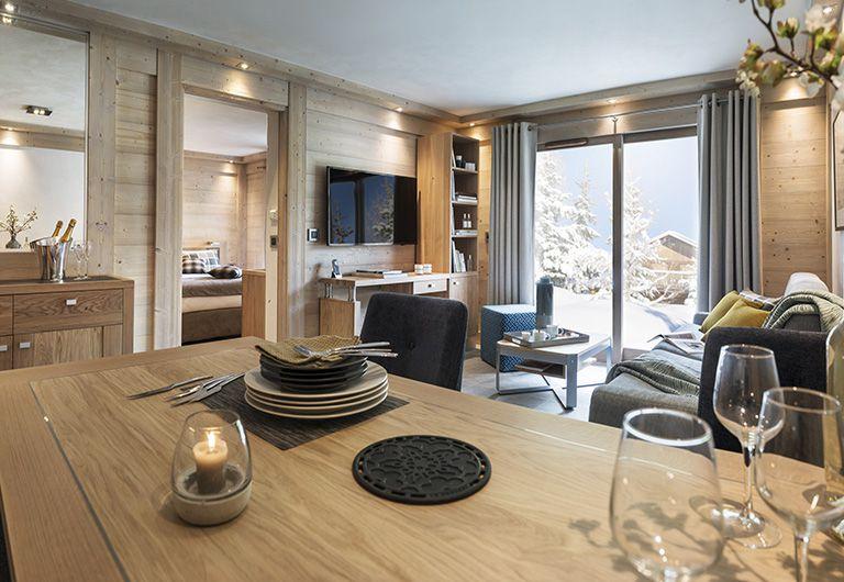 Le Roc des Tours - Livingroom