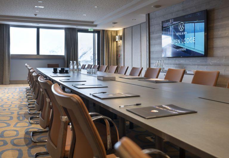 Seminare - Hôtel Alpen Lodge - La Rosière | MGM Hôtels & Résidences