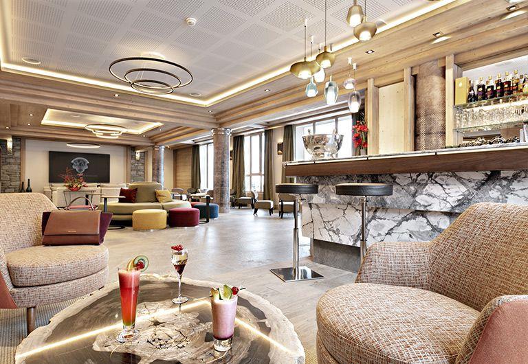 Le Bar Lounge - Résidence Anitéa | MGM Hôtels & Résidences
