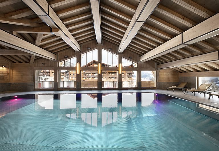 Le centre Wellness - Résidence Anitéa | MGM Hôtels & Résidences