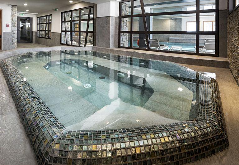 Center Wellness - Hotel les Suites du Roc des Tours - MGM Hôtels & Résidences