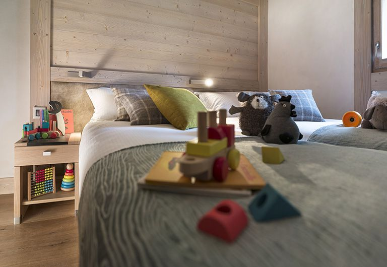 Children and family - Hotel les Suites du Roc des Tours - MGM Hôtels & Résidences