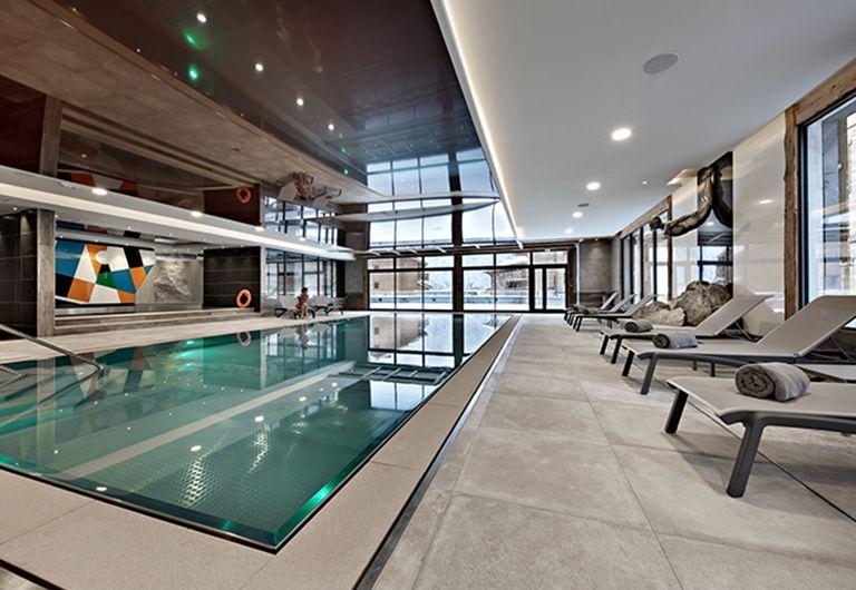 Wellness centre - Hôtel Alpen Lodge - La Rosière | MGM Hôtels & Résidences