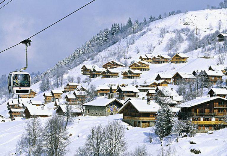 destination Méribel - station de ski | MGM