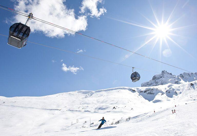 Valmorel ski resort - small image