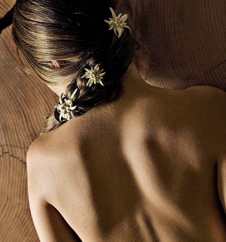 Treatment menu | Chalets Elena - Les Houches - MGM Hotels & Residences