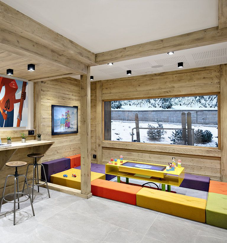 Children's area | Chalet Elena - Les Houches | MGM Hotels & Residences