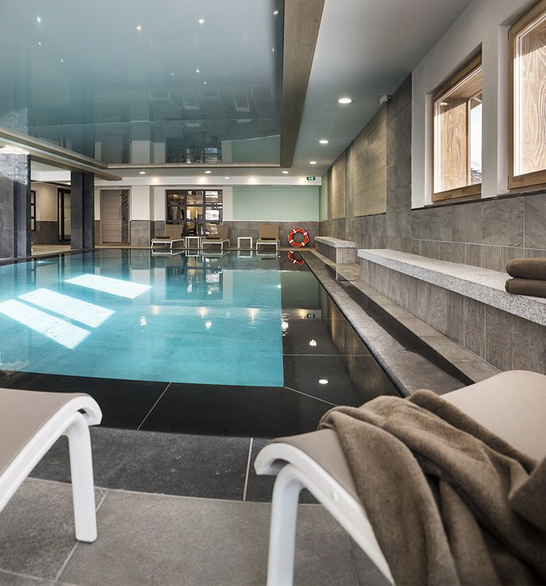 Wellness center -Residence Le Roc des Tours - Le Grand bornand - MGM