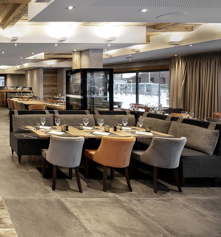 Restauration - Les Suites d'Alexane Samoëns | MGM Hôtels & Résidences