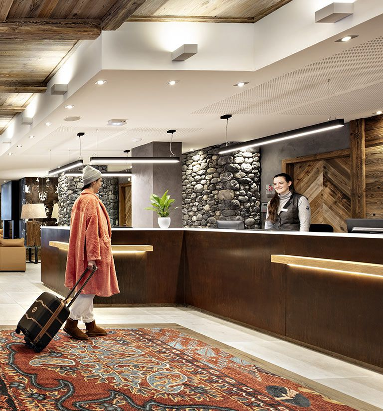 Services inclus - Résidence Alexane - Samoëns | MGM Hôtels & Résidences
