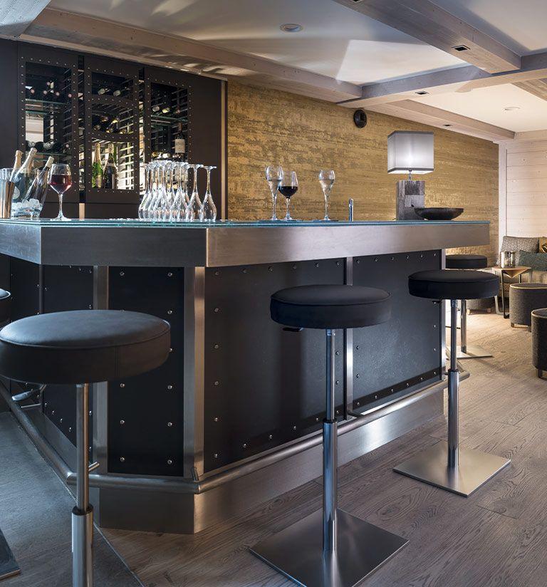 Bar Lounge - Résidence Amaya - Les Saisies | MGM Hôtels & Résidences