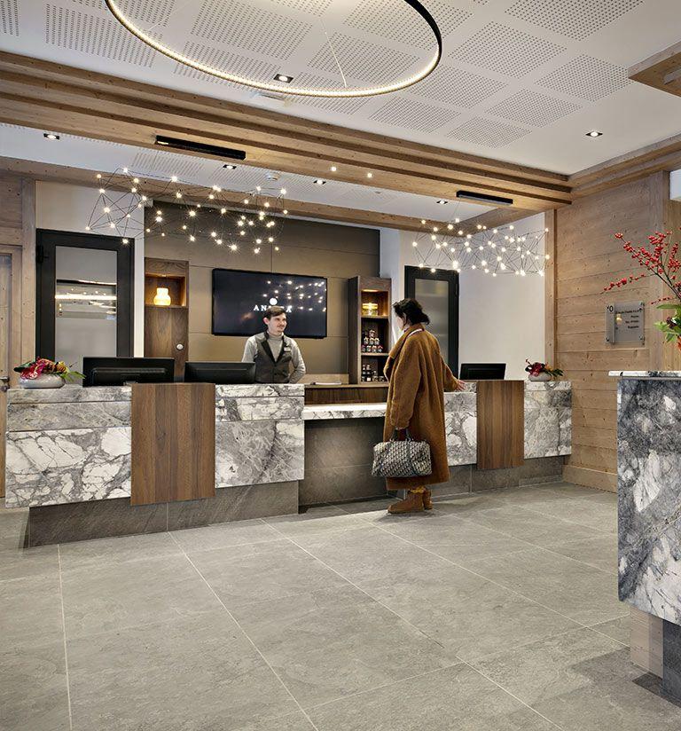 Services inclus - Résidence Anitéa - Valmorel | MGM Hôtels & Résidences