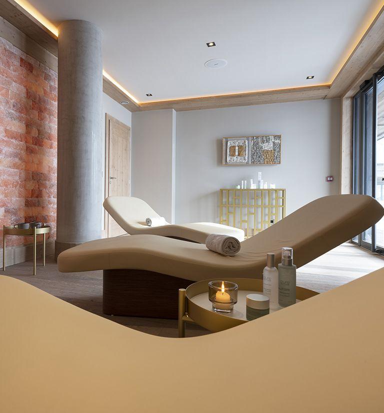 Salle de relaxation- Résidence Alpen Lodge - La Rosière | MGM Hôtels & Résidences
