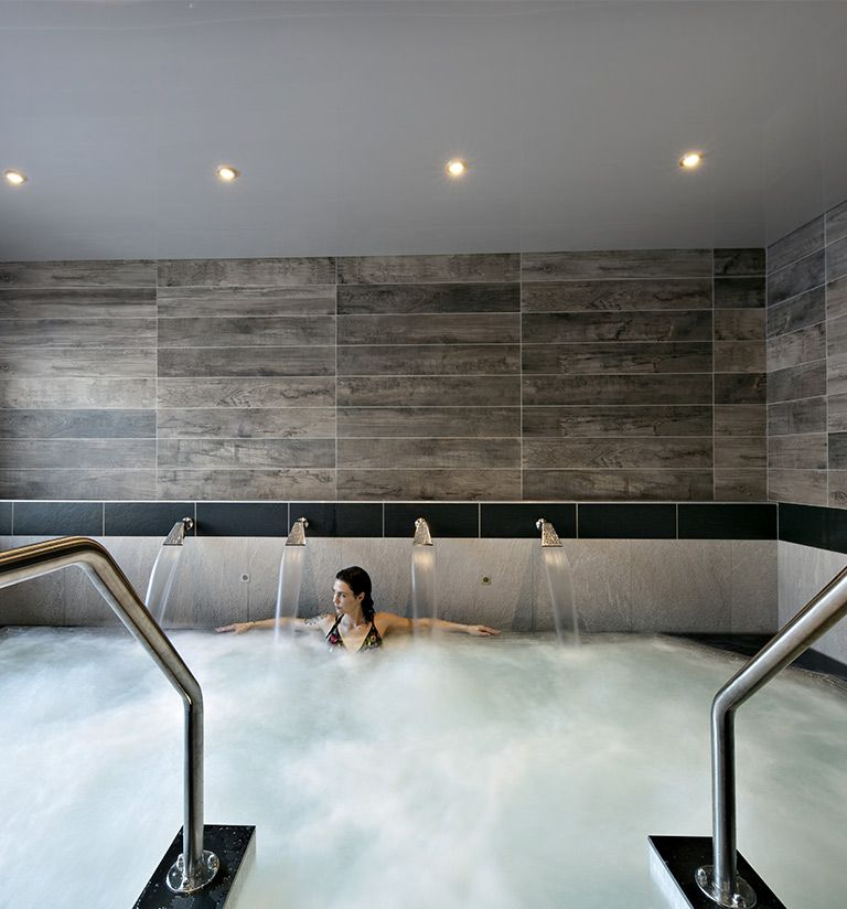 Whirlpool baths - Résidence Amaya - Les Saisies | MGM Hôtels & Résidences
