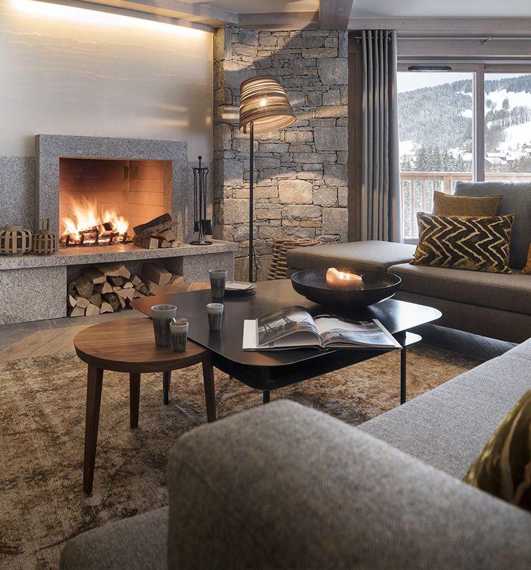 The Fireside - Résidence Le Roc des Tours - Le Grand-Bornand