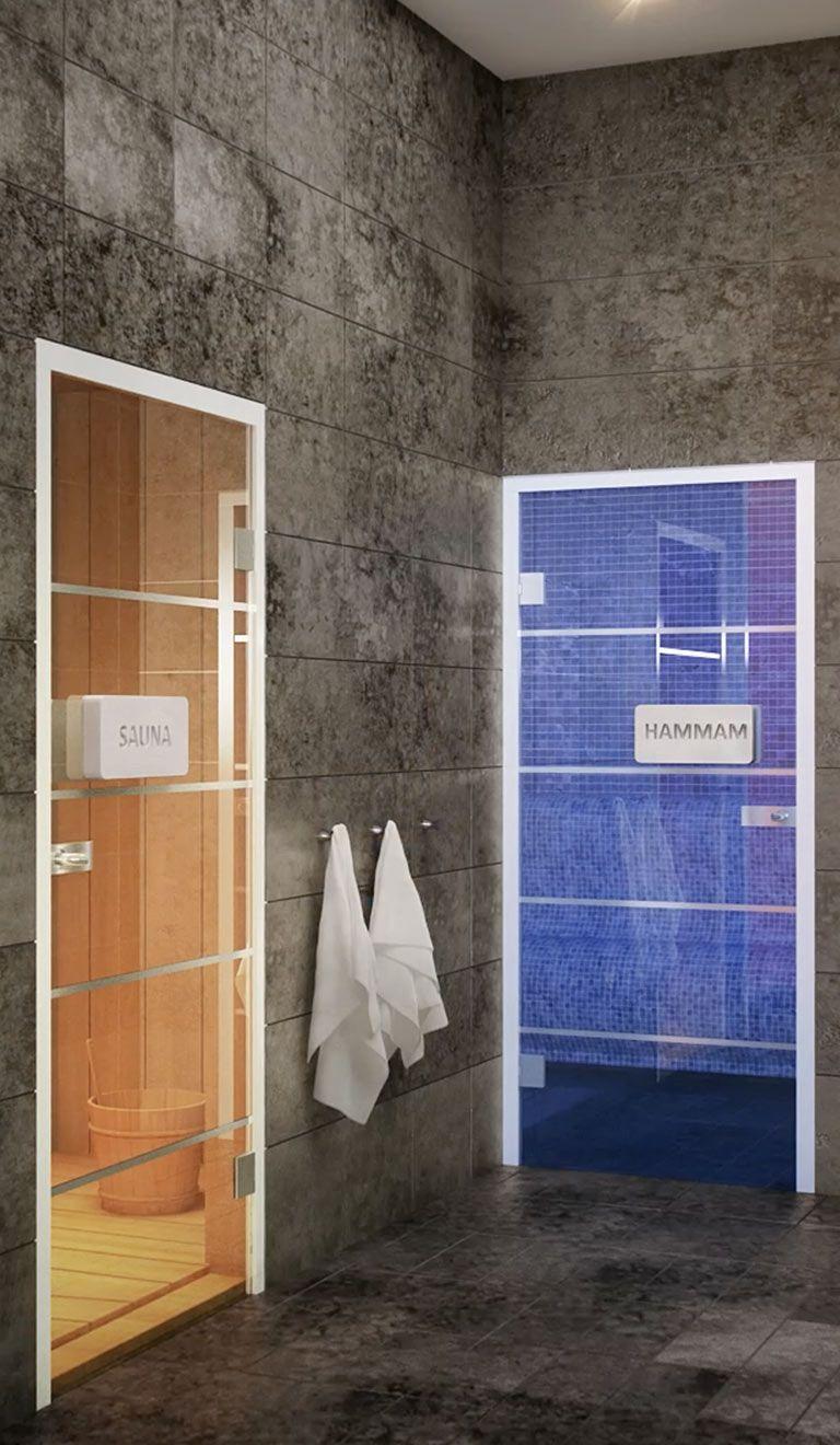 Hammamn, Sauna, Bains Bouillonnants - Hôtel Les Suites d'Alexane - Samoëns | MGM Hôtels & Résidences